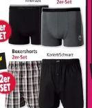 Herren-Boxershorts 2er-Pack von Carlo Colucci