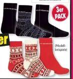 Damen Thermo-Socken 3 Paar von Bruno Banani