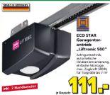 Garagentorantrieb Liftronic 500 von Eco Star