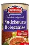 Nudelsoße von Bernbacher
