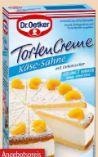 Torten Creme von Dr. Oetker