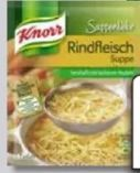 Suppenliebe Suppe von Knorr