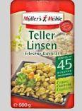 Grüne Schälerbsen von Müller's Mühle
