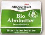 Bio-Almbutter von Andechser Natur
