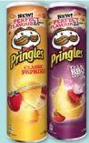 Kartoffelchips von Pringles