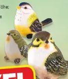 Deko-Vögel