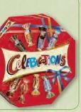 Celebrations Mini-Schokoriegel von Mars