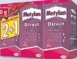 Direct Vlies-Kleister von Metylan