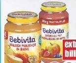 Früchtegläschen von Bebivita