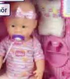 New Born Baby Puppe von Simba
