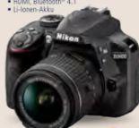 Digitale Spiegelreflexkamera D3400 von Nikon