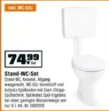 Stand-WC-Set
