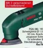 Deltaschleifer PDA 180 von Bosch