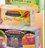Früchtetee von Teekanne