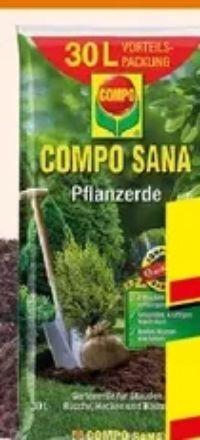 Pflanzerde von Compo Sana