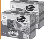 Katzennassfutter von Whiskas