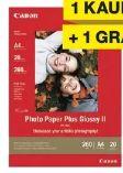 Multifunktionsdrucker Pixma MG6852 + PP-201 Plus Glossy II A4 Fotopapier von Canon