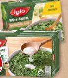 Spinat von Iglo