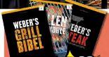 Grill-Bücher von Weber