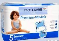 Baby Premium-Windeln von natuvell