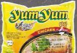 Instant Nudeln von Yum Yum