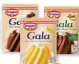 Gala Pudding von Dr. Oetker