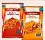 Cashew-Erdnuss-Mix von Trader Joe's