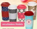 Coffee-to-go-Becher von Home Creation