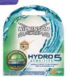 Hydro 5 Sensitive 4er Klingen von Wilkinson Sword