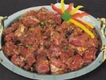Paprika-Zwiebelgulasch