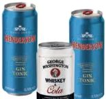 Whiskey & Cola von George Washington