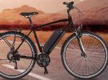 E-Bike Alu-City Tiefeinsteiger von Prophete