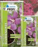 Blumenenerde von Garten Profi