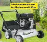 Benzin-Vertikutierer BV 400-2 von Mr. Gardener