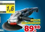 Winkelschleifer KT-WS 2000 von Kraftronic