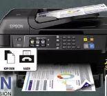 Multifunktionsdrucker WorkForce WF-2760DWF von Epson