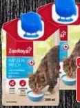 Katzenmilch von ZooRoyal