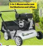 Benzin-Vertikutierer BV 400 von Mr. Gardener