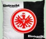 Kissen Black & White Karo von Eintracht Frankfurt