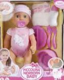 Piccolina New Born Baby von Bayer Design