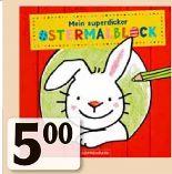 Mein superdicker Ostermalblock