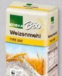 Weizenmehl Type 550 von Edeka Bio