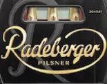 Pils von Radeberger Pilsner
