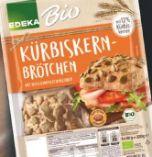 Kürbiskern-Brötchen von Edeka Bio