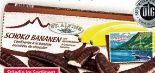Schoko-Bananen von St. Alpine