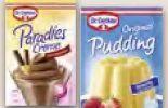 Paradies Creme Schokolade von Dr. Oetker