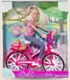 Steffi Love Fahrradtour von Simba