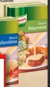 Feinkostsaucen von Knorr