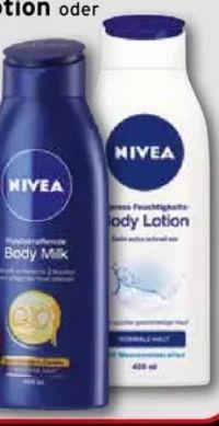 Body Lotion von Nivea