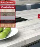 HPL-Küchenarbeitsplatte